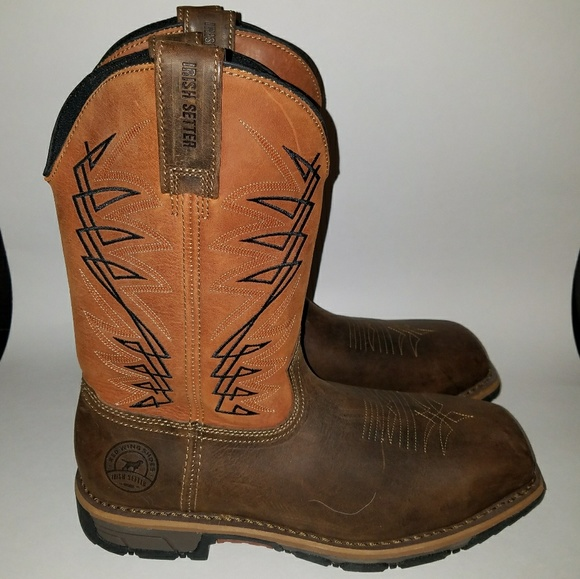 Redwing Marshall Steel Toe Boots